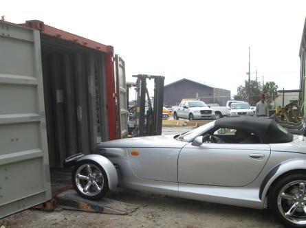 International Car Shipping Import Taurus Logistics Australia